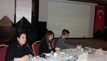 Mülteci Dostu Belediyeler Çalıştayı Çankaya'da yapıldı