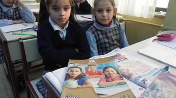 İstanbul'daki Suriyeli çocuklar artık Türk yaşıtları ile aynı sınıfta