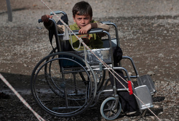 Syrian refugee women, girls, and people with disabilities in Turkey