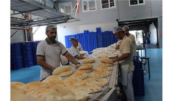 Suriyeli Ailelere Ekmek Yardımı