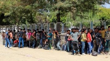 Batman otogarında 150 Afgan mülteci yakalandı