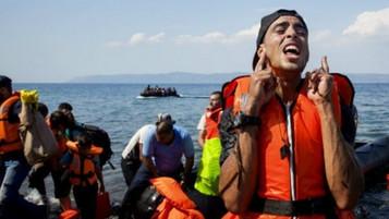 Suriye'ye geri gönderme söylemi Ege'de mülteci geçişlerini hareketlendirdi