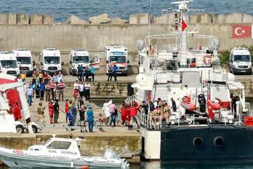 Mültecilerin Karadeniz rotasında korkulan oldu: 21 ölü 15 kayıp