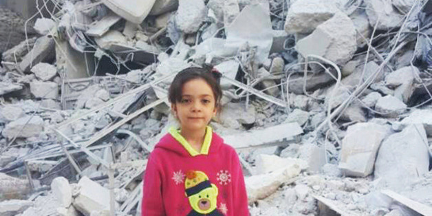 Bana Alabed, eight-year-old Syrian refugee who tweeted from war-torn Aleppo