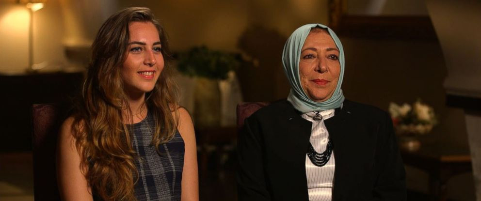 Halla Barakat, a journalist, and her mother Orouba Barakat, an activist, were Syrians living in Turkey