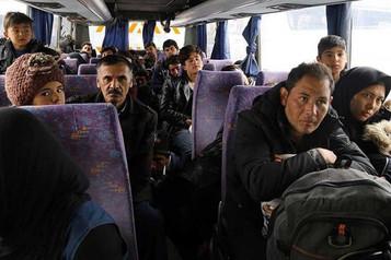 İHD raporu: Erzurum'da Afgan mültecilere yaşatılanlar açık insan hakkı ihlali