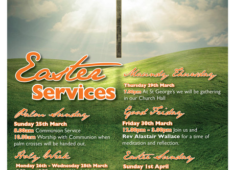 Easter At St George's Wilton