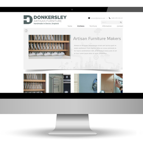 Donkersley Website