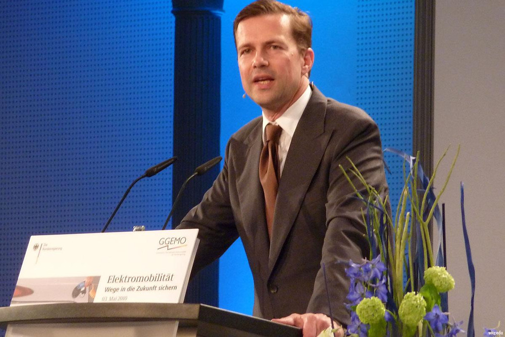 German Government spokesman Steffen Seibert