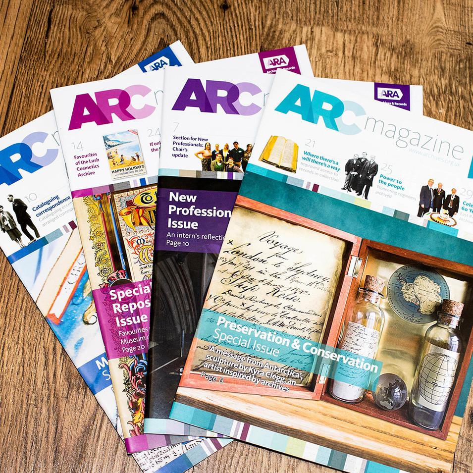 ARC Magazine - Print