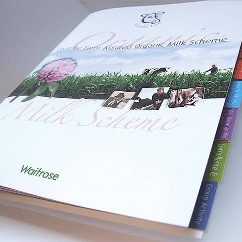 Waitrose Folder