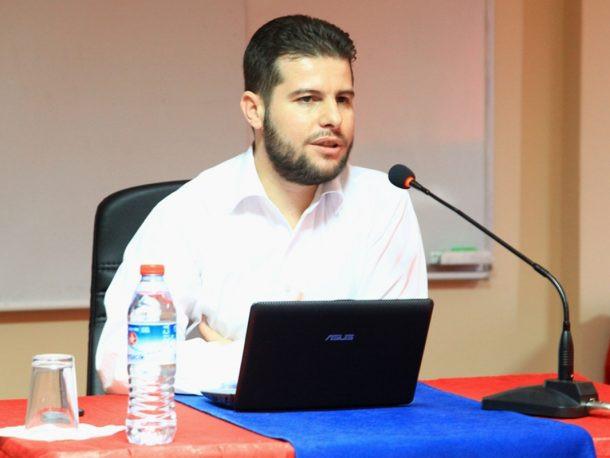Doç. Dr. Ahmet Koyuncu