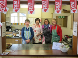 Christian Aid Soup Lunch