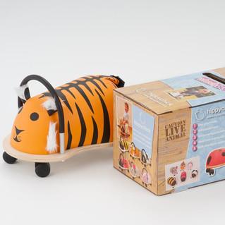 Wheelybug Packaging
