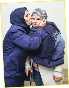 Mülteci kadınların ilk sorunu şiddet!