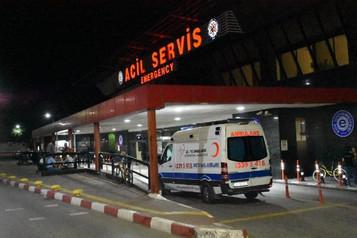 Van'da mülteci taşıyan kamyon devrildi: Beş ölü, 39 yaralı