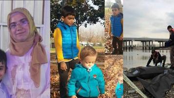 Meriç Nehri'nde alabora olan mülteci botunda KHK ile ihraç edilen anne ve iki çocuğunun da öldüğ
