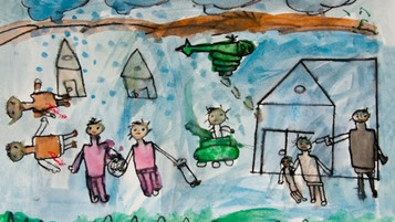 Trauma, anxiety haunt more than half of Syrian refugee children