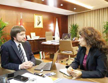 Turkish aid model combines humanitarian relief with development aid