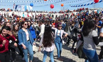 2 bin mülteci kadın, Kapadokya'da buluştu