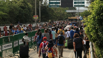 Colombia taps Turkish experience to tackle incoming Venezuelans