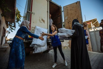 IOM Turkey Marks Fifth Year of Supporting People Fleeing Conflict