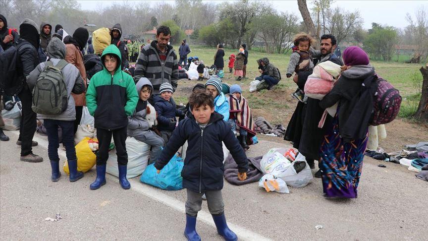 AP üyelerinden Yunanistan'daki mülteci kamplarında Kovid-19'un yayılmaması için önlem çağrıs