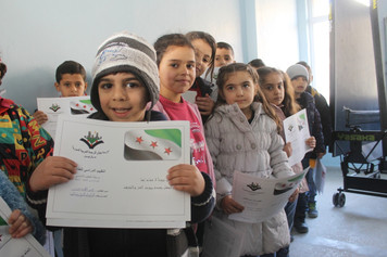 Suriyeli mülteci çocukların Türkiye'deki okullaşma oranı, kendi ülkelerinde iç savaş öncesindeki