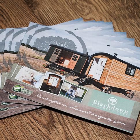 Blackdown Shepherd Huts Brochure