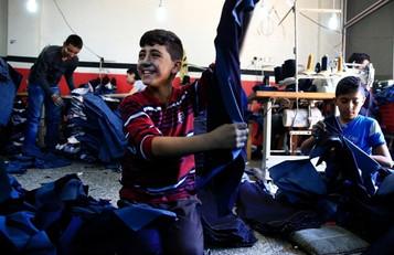 Meclise 'kayıt dışı çalıştırılan mülteci işçiler araştırılsın' önergesi
