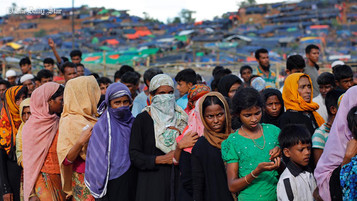Turkey to build refugee camps for 100 thousand Rohingyas