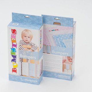 Bumpsters Packaging
