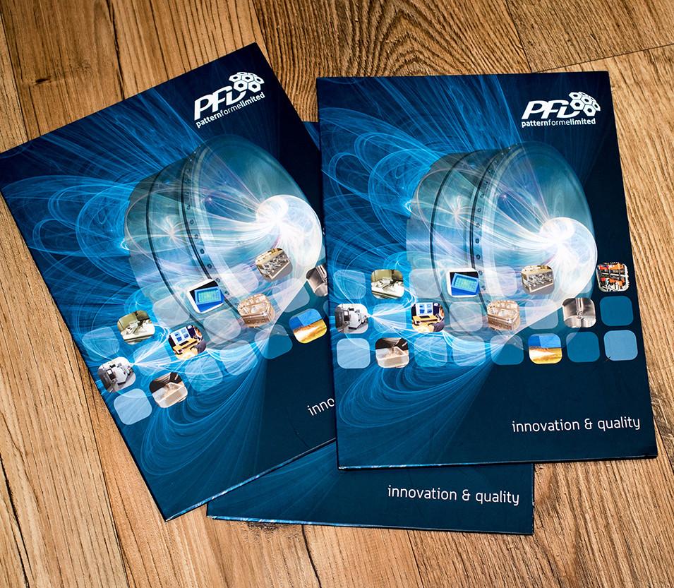 Pattern Forme Brochures