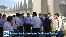 Taiwan-backed refugee facility in Turkey
