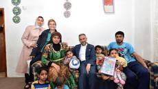 Mülteciler yaşama tutunuyor