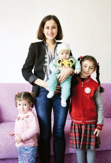 Ravda Suriye'nin Malala'sı olmak istiyor: Direndi, kazandı başka kızlar için mücadele ediyor