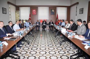 Konya'da önemli mülteci toplantısı