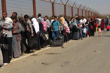 44 bin Suriyeli mülteci Kurban Bayramını ülkelerinde geçirmek için başvurdu