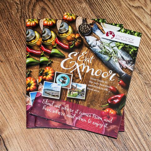 Eat Exmoor Magazine Cover