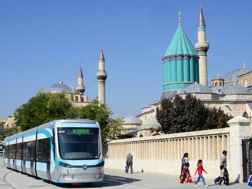 Konya'da 135 bin mülteci yaşıyor