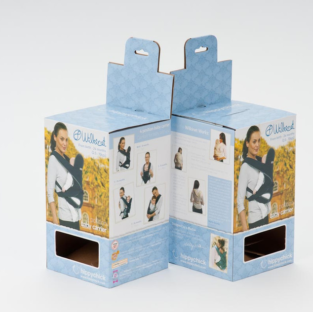 Baby Carrier Packaging