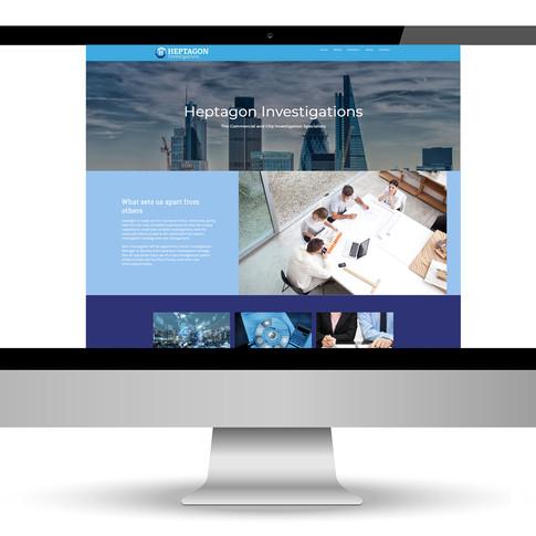 Heptagon Website