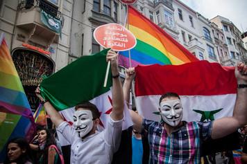 Suriyeli LGBTİ mülteciler: 'Türkiye'de eşcinsel olmak hayatı daha da zor hale getiriyor'