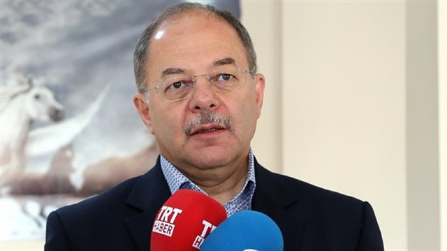Turkish Deputy Prime Minister Recep Akdağ