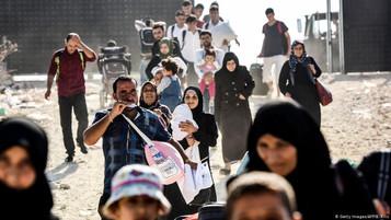 Turkey cracks down on Syrian refugees