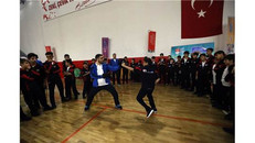Turkey is developing a project to build social and sports facilities for refugees