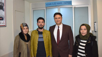 Turkey: Home of stem cell hope for ailing refugees