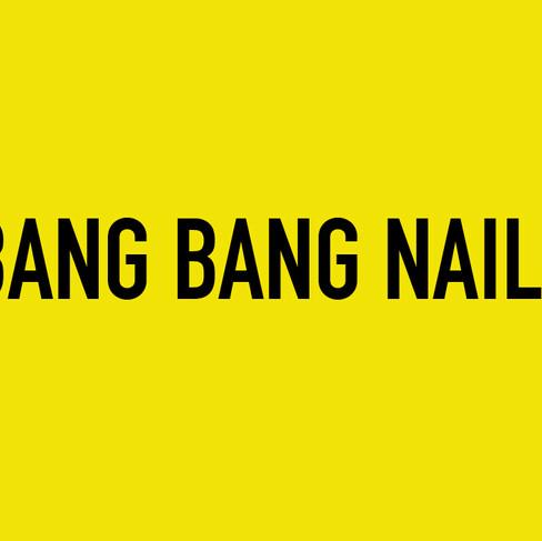 Bang Bang Nails Branding