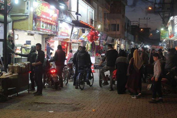"""Adana'daki """"Küçük Halep"""" mahallesi"""