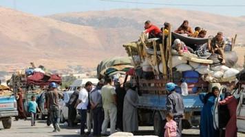 2 milyon Suriyeli daha Türkiye'ye sığınabilir